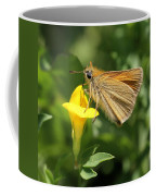 European Skipper On Bird's-foot Trefoil Coffee Mug