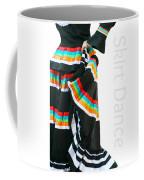 Skirt Dance Coffee Mug