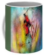 Skiscape 02 Coffee Mug