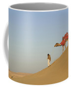 Skn 0950 Down The Dune Coffee Mug