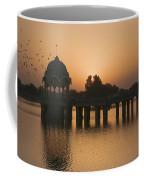 Skn 1368 Sunrise Flight Coffee Mug