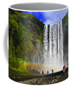 Skogarfoss Coffee Mug