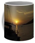 Skopelos - Through The Rigging Coffee Mug