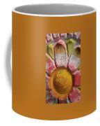 Skc 0008 Scraped Paint Coffee Mug