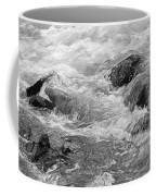 Skc 0212 Facing The Tide Coffee Mug
