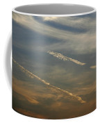 Skc 0365 Cloud Tracks Coffee Mug