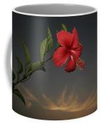 Skc 0452 Hibiscus 3 Coffee Mug