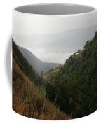 Skc 0763 Dry Green Landscape Coffee Mug