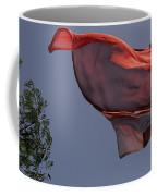 Skc 0958 Flying Saree Coffee Mug