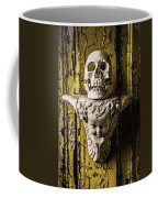 Skull And Angel Coffee Mug