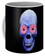 Skull Art - Day Of The Dead 1 Coffee Mug
