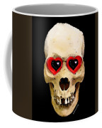 Skull Art - Day Of The Dead 2 Coffee Mug