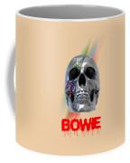 Skull Bowie  Coffee Mug