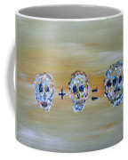 Skull Mathematics Coffee Mug
