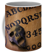 Skull Planchette Coffee Mug
