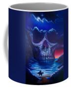 Skull Point Coffee Mug