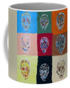 Skull Pop Nine Coffee Mug