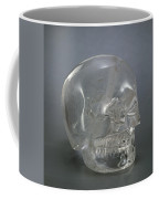 Skull Rock Crystal Coffee Mug