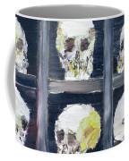 Skulls In The Crypt Coffee Mug