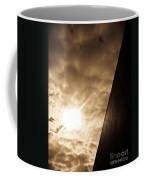 Sky Above The Wall Coffee Mug