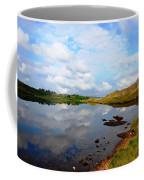 Sky Blue Coffee Mug