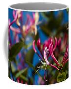 Sky Blue Pink Coffee Mug