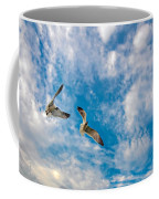 Sky Dance Coffee Mug