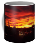 Sky Fire Coffee Mug