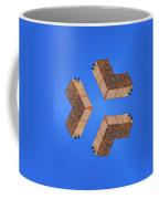 Sky Fortress Progression 2 Coffee Mug