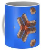 Sky Fortress Progression 4 Coffee Mug