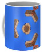 Sky Fortress Progression 6 Coffee Mug