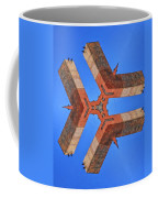 Sky Fortress Progression 8 Coffee Mug