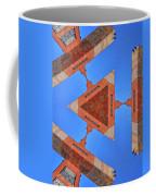 Sky Fortress Progression 9 Coffee Mug