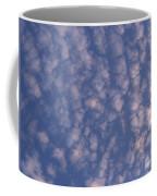 Sky Full Of Cloud Puffs Coffee Mug