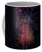Sky Full Of Fireworks Coffee Mug