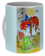 Sky Mermaid Coffee Mug