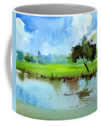Sky N Farmland Coffee Mug