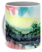 Sky N Lake Coffee Mug