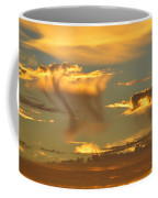 Sky Of Snakes Coffee Mug