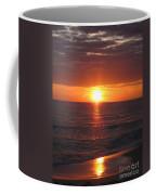 Sky On Fire I Coffee Mug