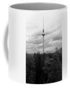 Sky Over Berlin Coffee Mug