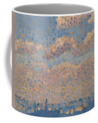 Sky Over The City Coffee Mug