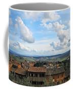 Sky Over Tuscany Coffee Mug