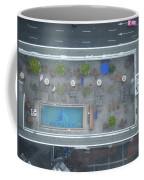 Skycity Pool Coffee Mug