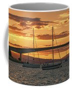 Skye Bridge Sunset Coffee Mug