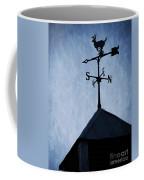 Skyfall Deer Weathervane  Coffee Mug
