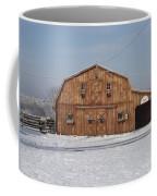 Skyline Farm Horse Barn Coffee Mug
