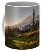 Skyline Meadows Sunstar Coffee Mug
