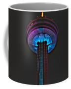 Skylon In Purple Coffee Mug