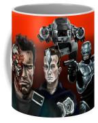 Skynet Vs Ocp Coffee Mug